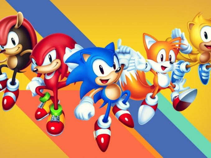 News - Official trailer Sonic Mania Plus