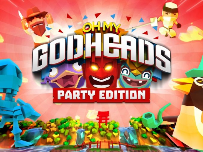 Release - Oh My Godheads: Party Edition