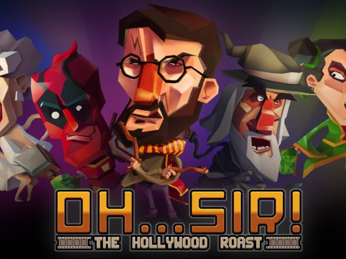 Release - Oh…Sir! The Hollywood Roast