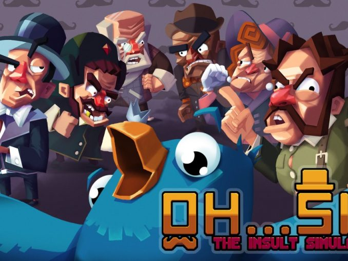 Release - Oh…Sir! The Insult Simulator
