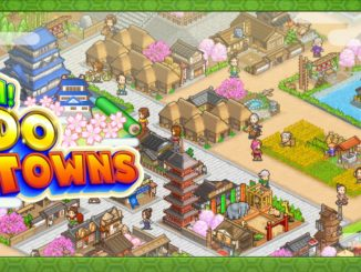 Release - Oh!Edo Towns