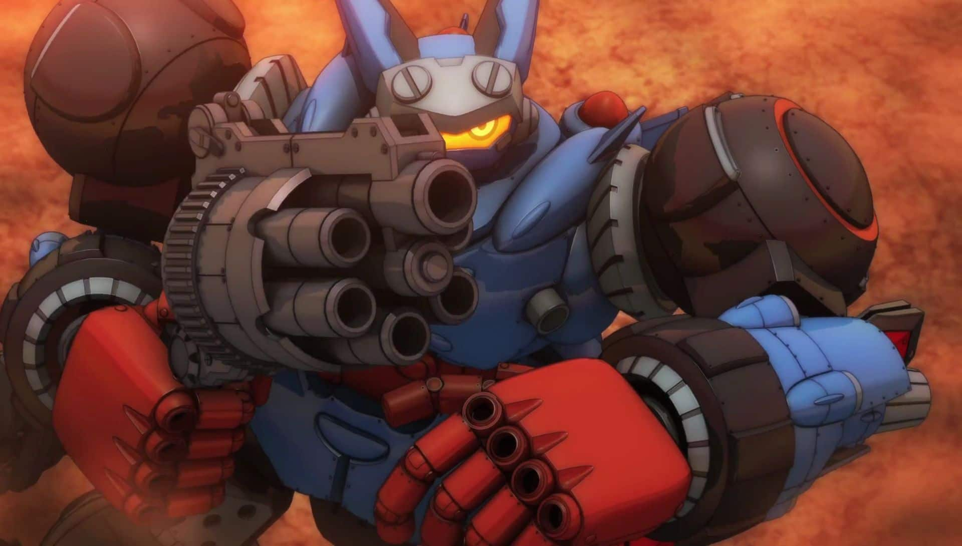 Level-5 – Megaton Musashi off-screen trailer en meer