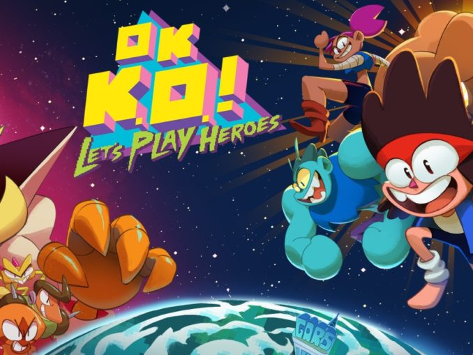 Release - OK K.O.! Let's Play Heroes