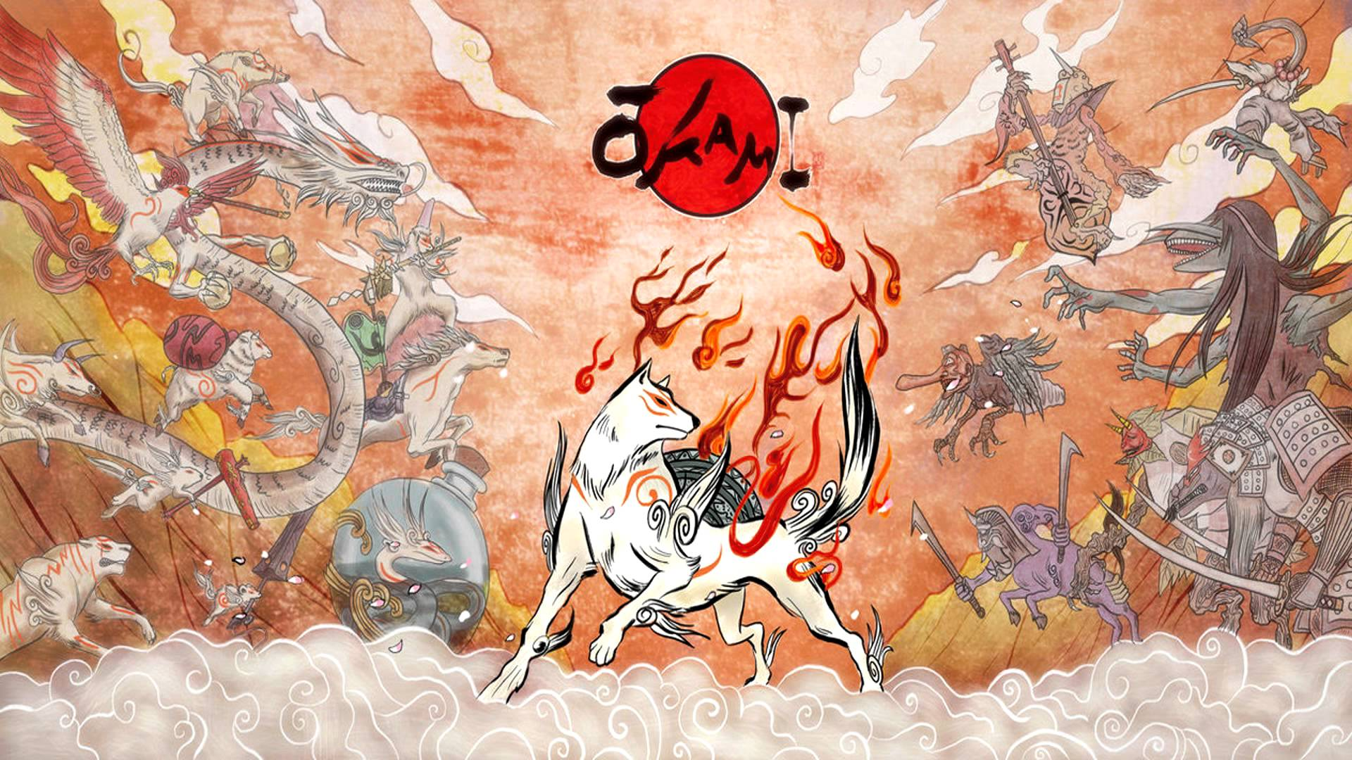 Okami 2 almost happened
