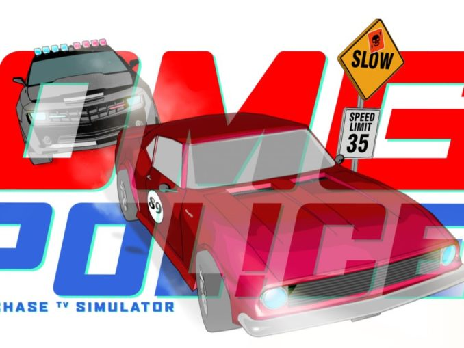 Release - OMG Police – Car Chase TV Simulator