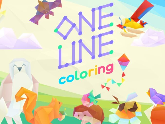 Release - One Line Coloring