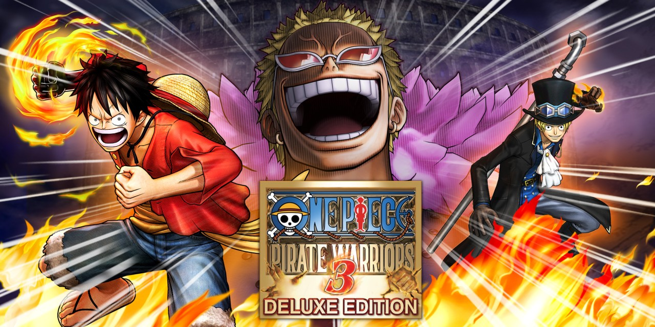 ONE PIECE: PIRATE WARRIORS 3 – Deluxe Edition