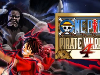 Release - ONE PIECE: PIRATE WARRIORS 4