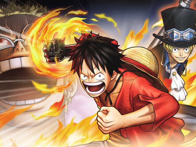 Nieuws - One Piece Pirate Warriors 4 – Basil Hawkins Trailer