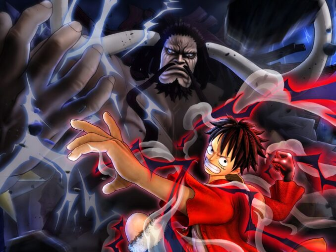 Nieuws - One Piece Pirate Warriors 4 – Character Pack 1 Trailer