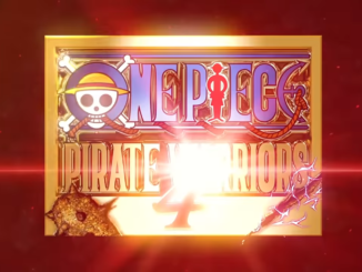 One Piece Pirate Warriors 4 Character Trailer