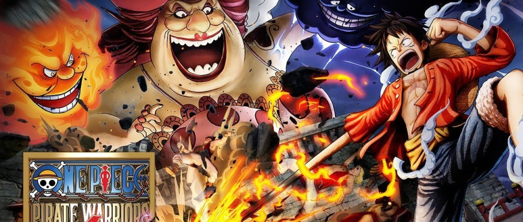 One Piece: Pirate Warriors 4 introduceert Buggy, Dracule, Boa, en Emporio