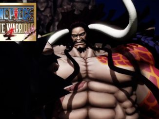 One Piece: Pirate Warriors 4 – Kaido en Charlotte Linlin introducties