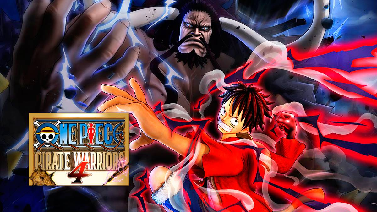 One Piece Pirate Warriors 4 – Launch Trailer