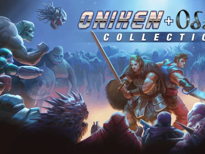 Release - Oniken: Unstoppable Edition & Odallus: The Dark Call Bundle