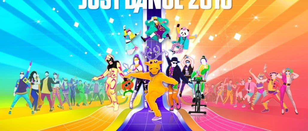 Online Just Dance 2018 on legacyplatforms will be closed soon