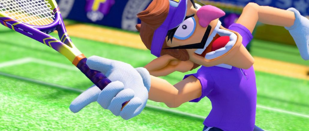 Online Mario Tennis Aces toernooien na day-one update