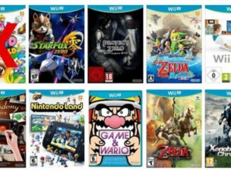 Only 9 First Party Wii U Games not yet ported