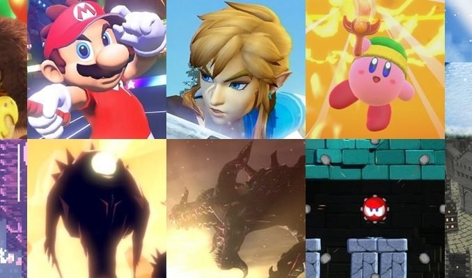 Poll - Which game are you most anticipating in 2018?