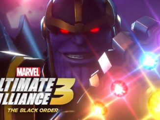 Origin story of Marvel Ultimate Alliance 3