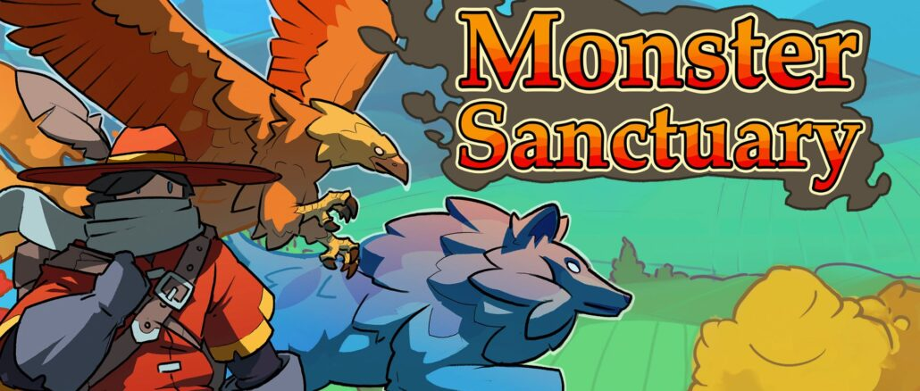 Monster Sanctuary – Launch Trailer