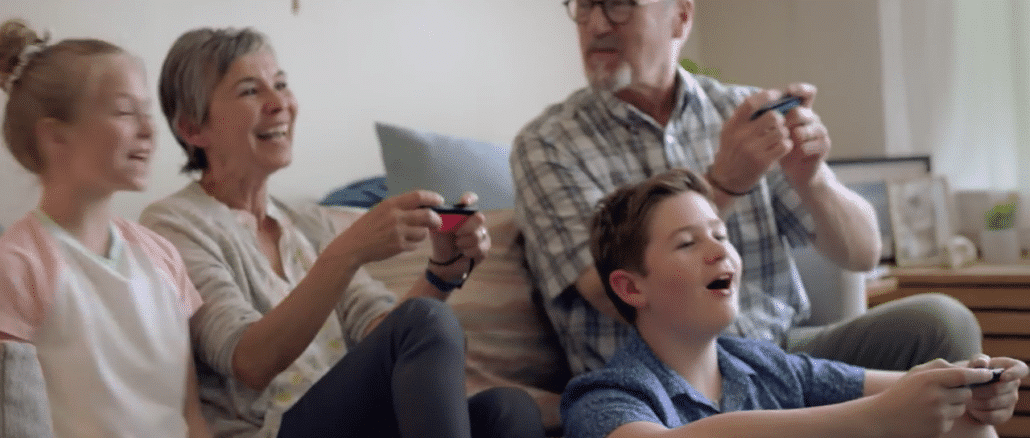 Our Favorite Ways To Play – TV reclame