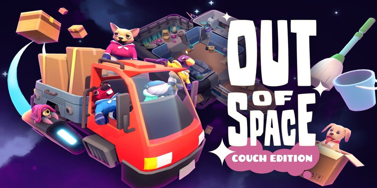 Out of Space: Couch Edition