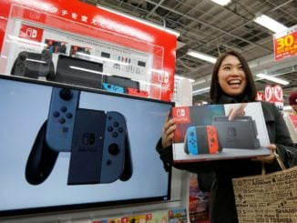 Out of stock at several major retailers in Japan