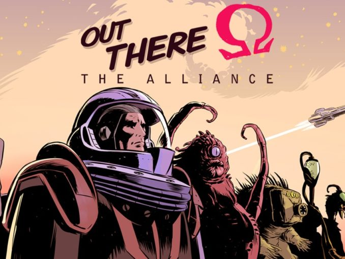 Release - Out There: Ω The Alliance