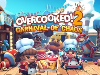 Overcooked! 2 Carnival Of Chaos DLC aangekondigd