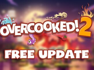 Overcooked! 2 – Free Seasonal Update Announced