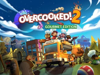 Overcooked! 2: Gourmet Edition now available