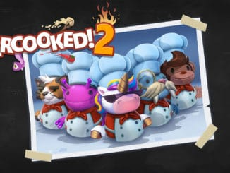 Overcooked! 2 wordt nog cooler!