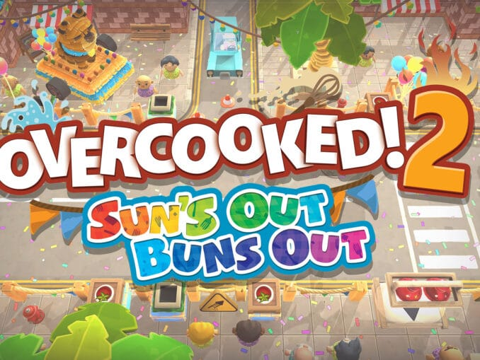 Nieuws - Overcooked! 2 – Sun's Out Buns Out DLC Pack aangekondigd