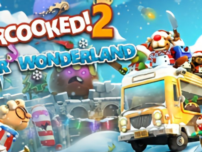 News - Overcooked! 2 – Winter Wonderland – Now Available