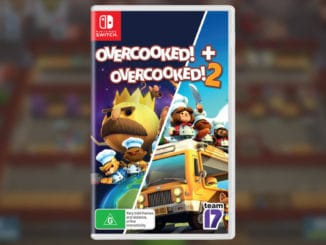 Overcooked! + Overcooked! 2 – Physical Release Listed