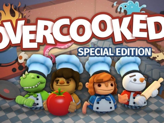 Release - Overcooked: Special Edition