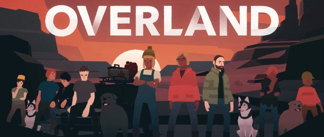 Overland announced, release this Fall