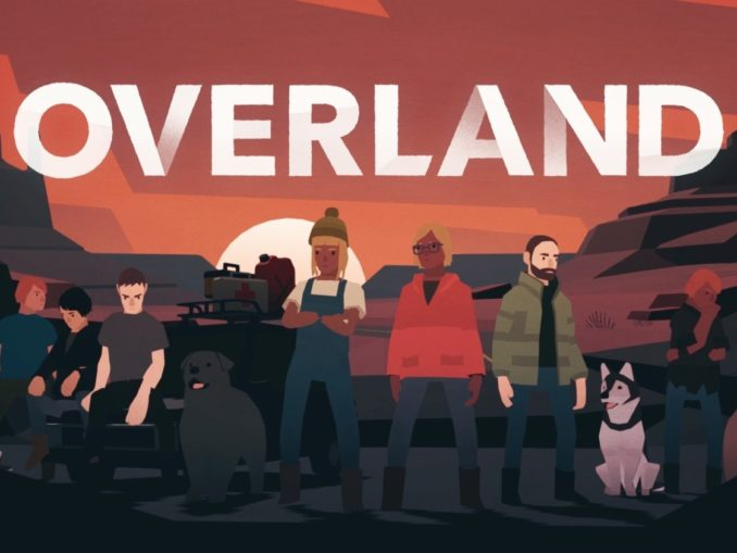 News - Overland announced, release this Fall