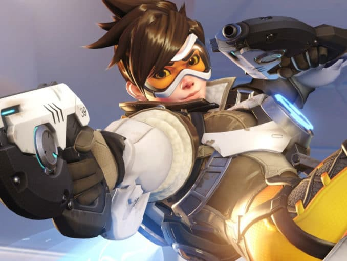 News - Overwatch 30fps, 900p docked and 720p handheld