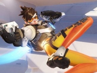 Overwatch docked and undocked footage