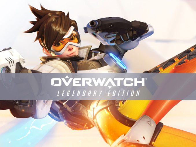 Release - Overwatch: Legendary Edition