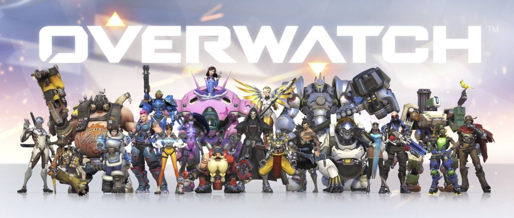 Overwatch; Nintendo kan elk personage hebben voor Super Smash Bros Ultimate