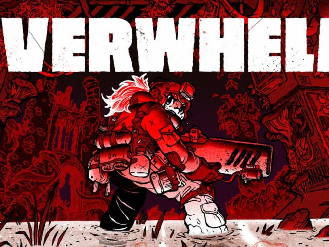 Release - OVERWHELM