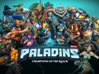 Paladins Cross-Platform Play en Cross-Progression