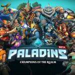 Paladins is indeed coming!