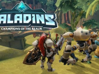 News - Paladins update – Gyro Controls