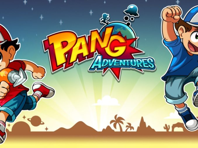 Release - Pang Adventures