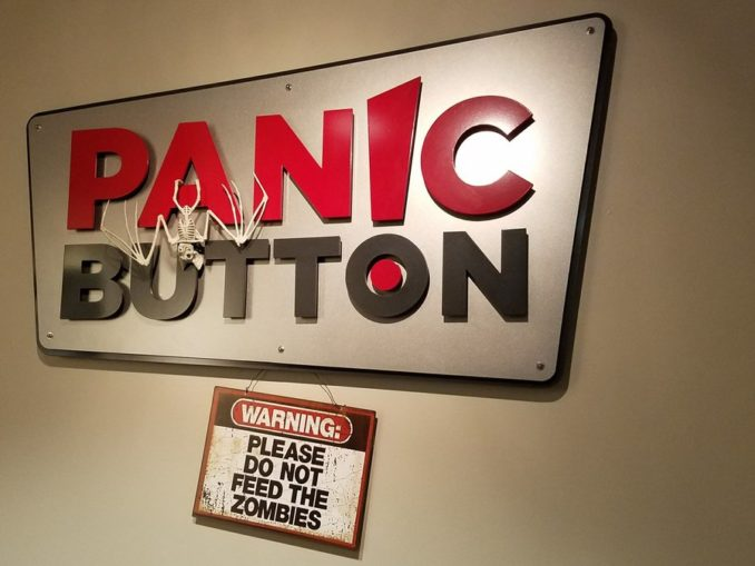 News - Panic Button; Tons off projects in development