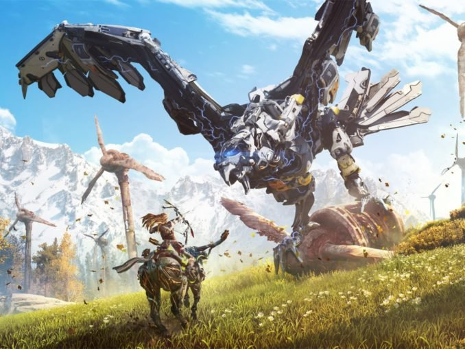 News - Panic Button's impossible dream port – Horizon Zero Dawn